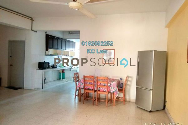 For Rent Apartment at Bangsar Utama, Bangsar Freehold Semi Furnished 3R/2B 2k
