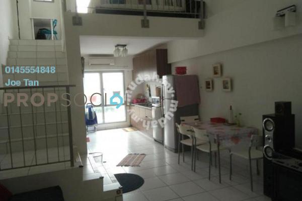 For Rent Condominium at Axis SoHu, Pandan Indah Freehold Fully Furnished 0R/1B 1.3k