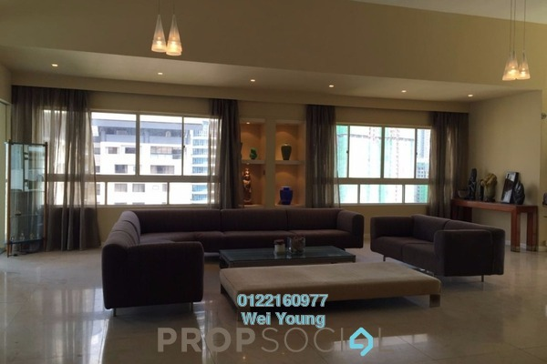 For Sale Condominium at Mont Kiara Pines, Mont Kiara Freehold Semi Furnished 5R/5B 2.5m