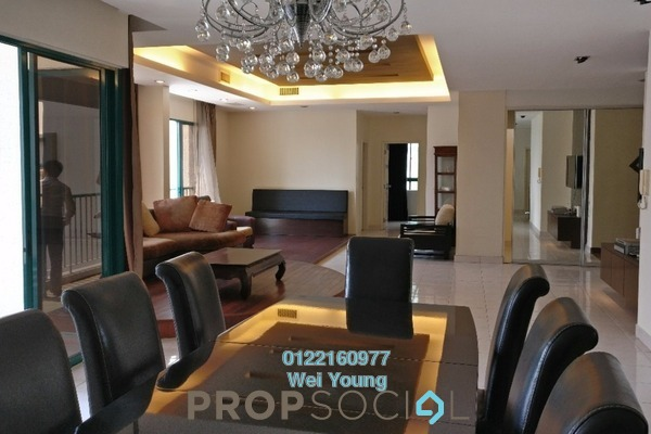 For Sale Condominium at Mont Kiara Astana, Mont Kiara Freehold Semi Furnished 4R/4B 1.65m
