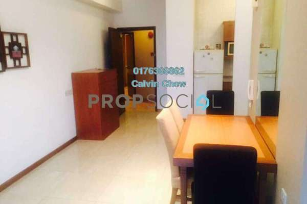 For Rent Condominium at 38 Bidara, Bukit Ceylon Freehold Fully Furnished 2R/2B 2.4k