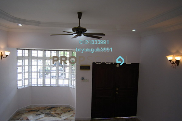 For Rent Terrace at Taman Bukit Gambier, Bukit Gambier Freehold Semi Furnished 4R/3B 1.6k