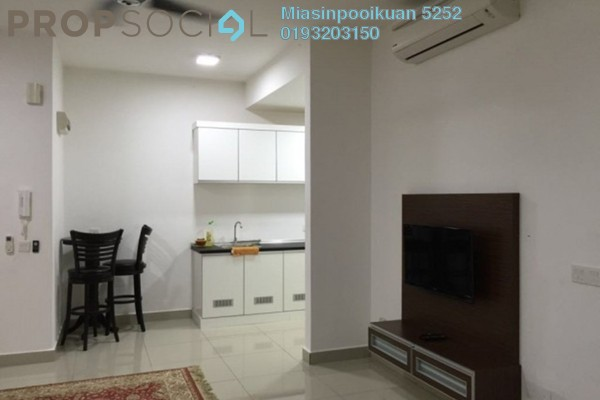 For Rent Serviced Residence at Urban 360, Gombak Freehold Fully Furnished 1R/1B 1.4k
