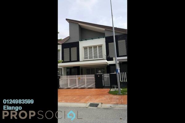 For Sale Terrace at Temasya Suria, Temasya Glenmarie Freehold Semi Furnished 7R/7B 1.85m