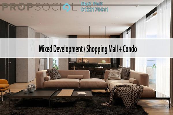 For Sale Condominium at Kiara Plaza, Semenyih Freehold Unfurnished 3R/2B 280k