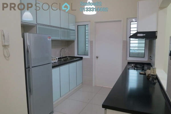 For Rent SoHo/Studio at Maytower, Dang Wangi Freehold Fully Furnished 0R/1B 1.8k