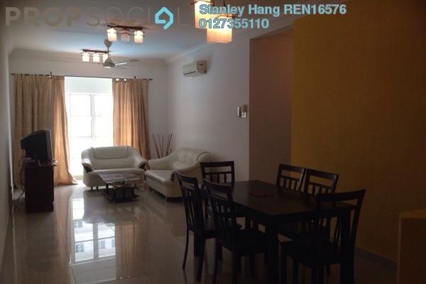 For Rent Serviced Residence at Subang Avenue, Subang Jaya Freehold Fully Furnished 3R/2B 3.1k