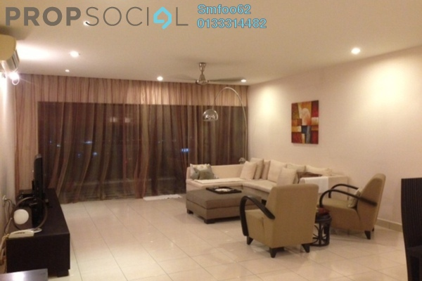For Rent Condominium at Pantai Hillpark 5, Pantai Leasehold Fully Furnished 3R/2B 1.9k