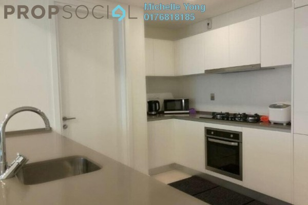 For Rent Serviced Residence at The Sentral Residences, KL Sentral Freehold Fully Furnished 2R/3B 6.5k