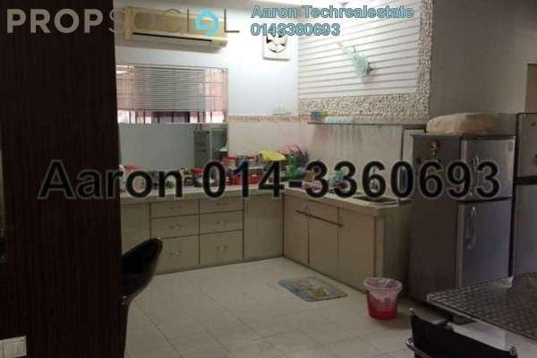 For Sale Townhouse at Pandan Indah, Pandan Indah Leasehold Fully Furnished 3R/2B 749k