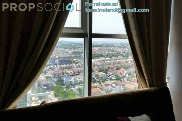 For Rent Condominium at First Subang, Subang Jaya Freehold Fully Furnished 1R/1B 1.7k