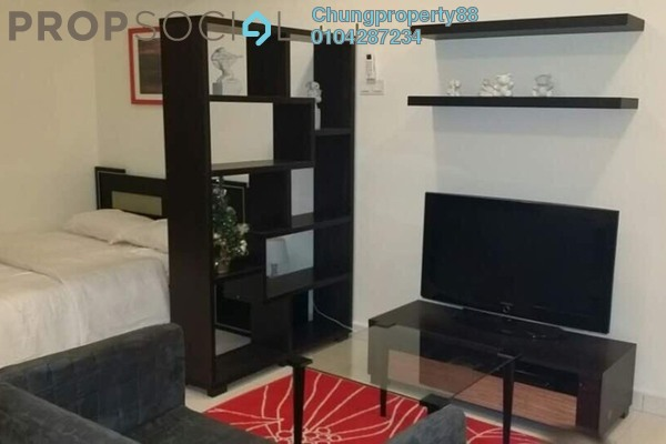 For Rent SoHo/Studio at Neo Damansara, Damansara Perdana Freehold Fully Furnished 0R/1B 1.65k
