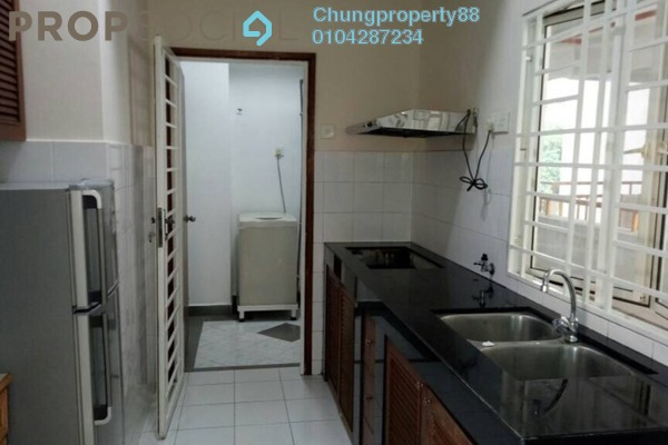 For Rent Condominium at Taman Segar, Cheras Freehold Semi Furnished 3R/2B 2.2k