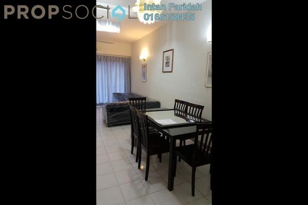 For Sale Condominium at Seri Maya, Setiawangsa Freehold Fully Furnished 3R/2B 640k