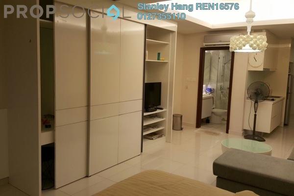 For Rent SoHo/Studio at Plaza Damas 3, Sri Hartamas Freehold Fully Furnished 1R/1B 1.9k