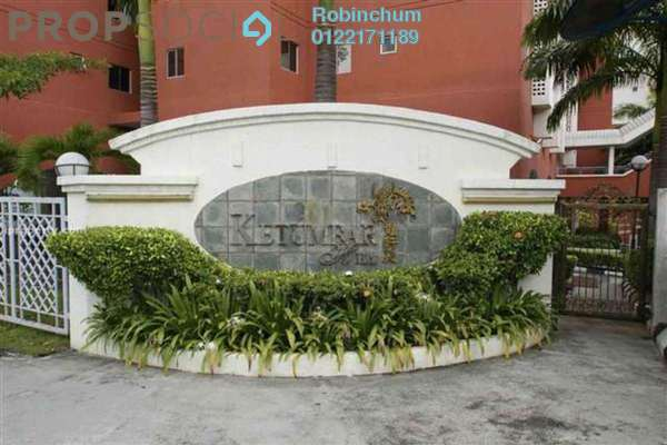 For Sale Condominium at Ketumbar Hill, Cheras Freehold Fully Furnished 2R/2B 420k