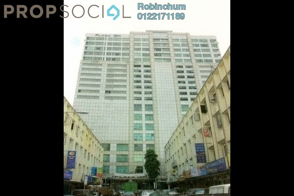 For Sale Shop at Plaza GM, Chow Kit Freehold Unfurnished 0R/0B 650.0千