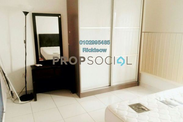 For Rent Condominium at The Domain, Cyberjaya Freehold Fully Furnished 1R/1B 1.2k