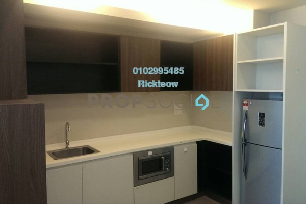 For Rent Condominium at Garden Plaza @ Garden Residence, Cyberjaya Freehold Fully Furnished 2R/2B 1.6k