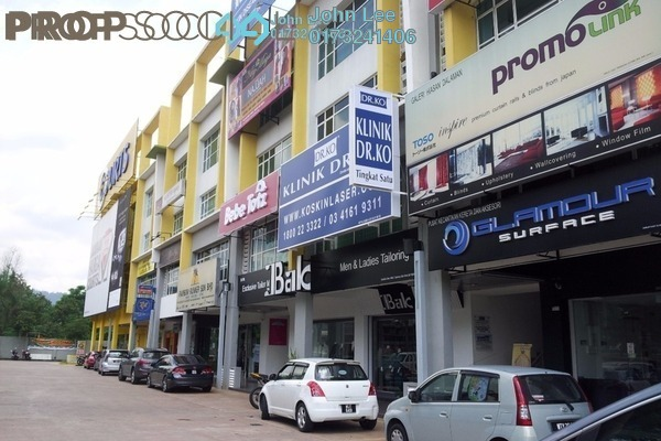 For Rent Shop at Ukay Boulevard, Ukay Freehold Unfurnished 0R/0B 12k