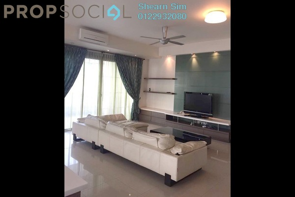 For Rent Duplex at Flora Murni, Mont Kiara Freehold Fully Furnished 4R/5B 8k