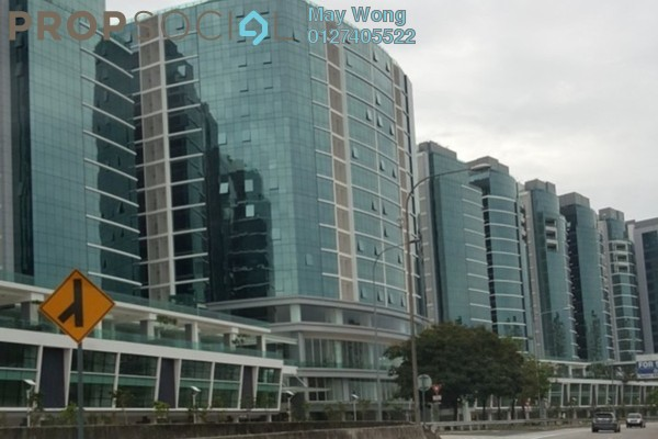 For Sale Office at UOA Business Park, Saujana Freehold Unfurnished 0R/0B 1.26m