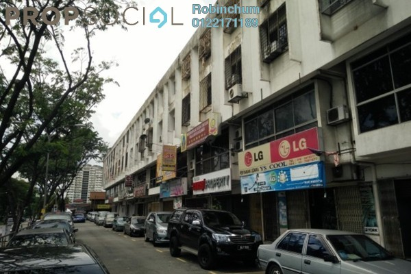 For Rent Shop at Happy Garden, Old Klang Road Freehold Unfurnished 0R/2B 6.5k