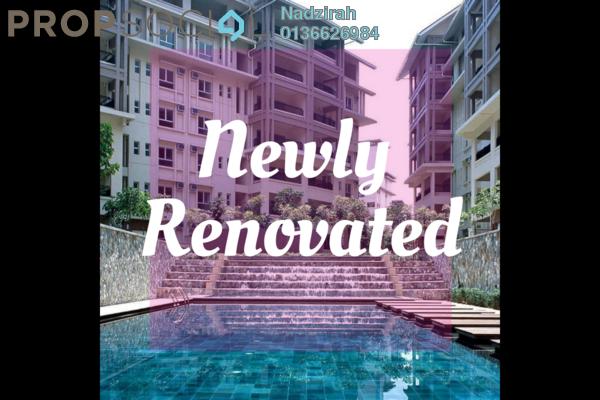 For Rent Condominium at Seri Maya, Setiawangsa Freehold Unfurnished 3R/3B 3k