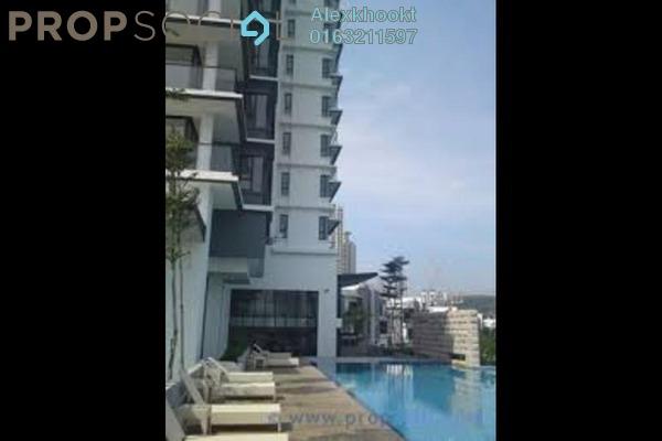 For Rent Condominium at Lumina Kiara, Mont Kiara Freehold Fully Furnished 3R/2B 4k