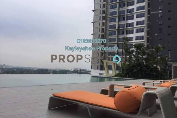 For Rent Serviced Residence at Tropicana Metropark, Subang Jaya Freehold Unfurnished 1R/1B 950translationmissing:en.pricing.unit