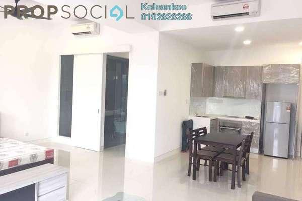 For Rent Condominium at Tropicana Gardens, Kota Damansara Freehold Fully Furnished 0R/1B 2k