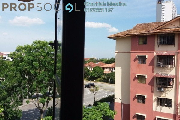 For Rent Apartment at Section 7, Shah Alam Freehold Unfurnished 3R/2B 900translationmissing:en.pricing.unit