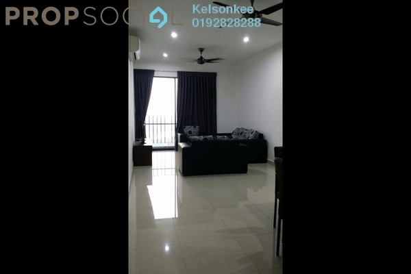 For Rent Condominium at TRiGON Luxury Residences @ Setia Walk, Pusat Bandar Puchong Freehold Fully Furnished 3R/2B 2.7k