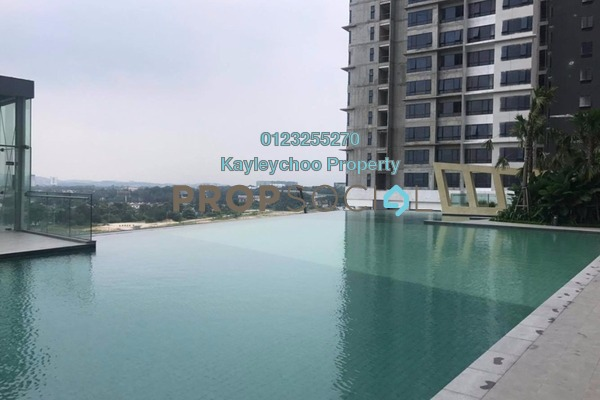 For Rent Condominium at Tropicana Metropark, Subang Jaya Freehold Unfurnished 2R/2B 1.5k