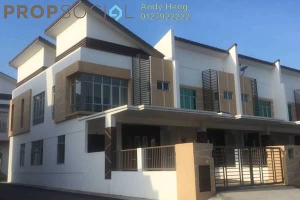 For Rent Terrace at Seri Austin Residence, Seri Austin Freehold Unfurnished 4R/3B 1.6k