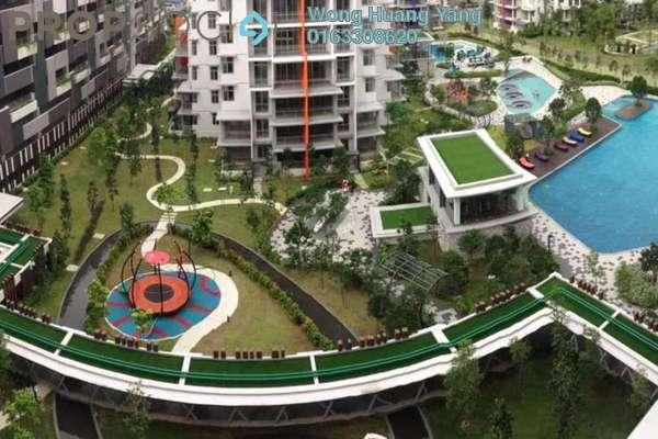 For Rent Condominium at Midfields 2, Sungai Besi Freehold Semi Furnished 3R/2B 1.7k