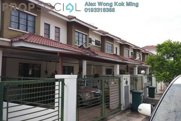 For Rent Terrace at Taman Reko Mutiara, Kajang Freehold Unfurnished 4R/4B 1.3k