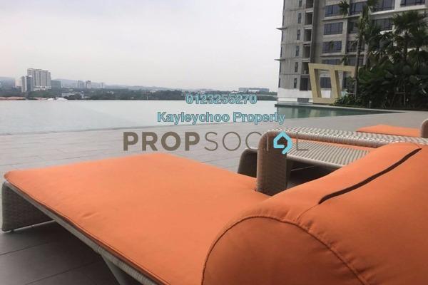 For Rent Condominium at Tropicana Metropark, Subang Jaya Freehold Fully Furnished 1R/1B 1.9k