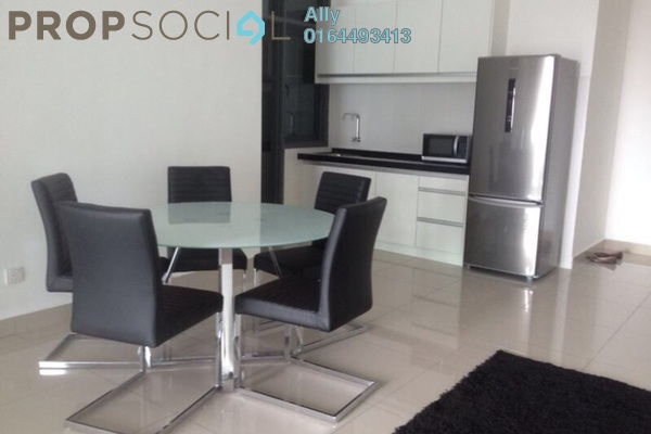 For Sale Condominium at USJ One Park, UEP Subang Jaya Freehold Fully Furnished 4R/3B 610k