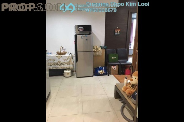 For Sale Serviced Residence at Park View, KLCC Freehold Fully Furnished 1R/1B 620k