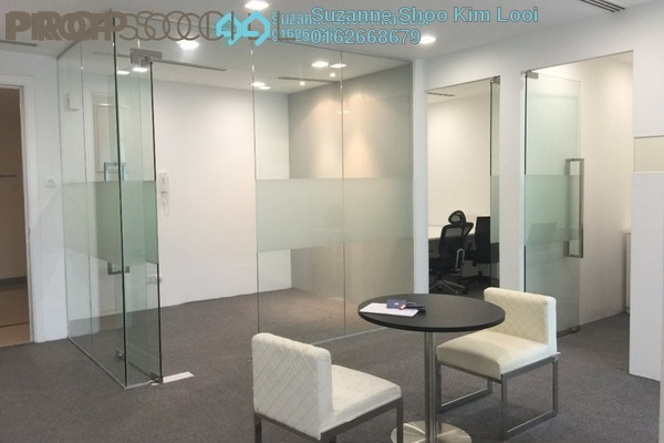 For Rent Office at Binjai 8, KLCC Freehold Fully Furnished 0R/0B 6k
