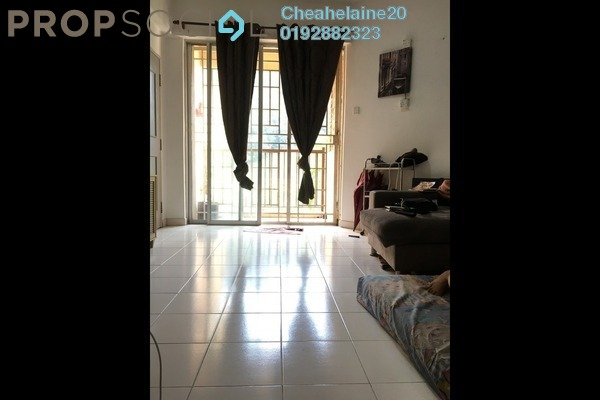 For Sale Apartment at Andari Townvilla, Selayang Heights Freehold Unfurnished 3R/2B 350k