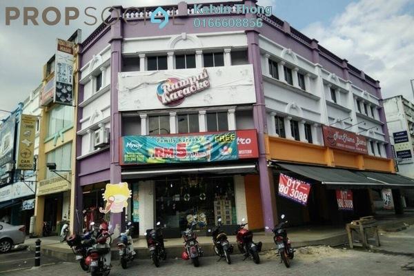 For Rent Shop at Taman Sri Rampai, Setapak Freehold Unfurnished 1R/1B 5.8k
