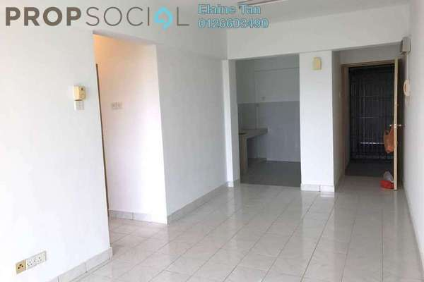 For Rent Condominium at Arena Green, Bukit Jalil Freehold Unfurnished 2R/2B 1.2k