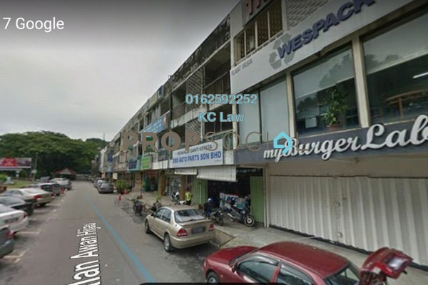 For Rent Shop at Taman OUG, Old Klang Road Freehold Unfurnished 0R/0B 6k