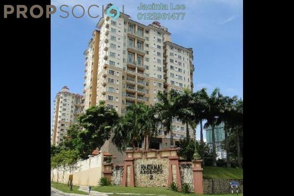 For Sale Duplex at Hartamas Regency 2, Dutamas Freehold Unfurnished 5R/6B 1.52m