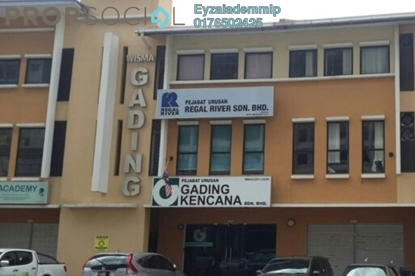 For Rent Shop at Residensi Alami, Shah Alam Freehold Unfurnished 0R/0B 5.5k