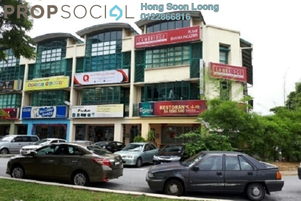 For Rent Shop at Dataran Ara Damansara, Ara Damansara Freehold Unfurnished 0R/2B 12k