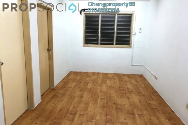 For Rent Apartment at Sri Penara, Bandar Sri Permaisuri Freehold Semi Furnished 3R/2B 1.1k