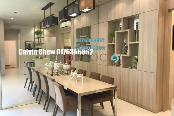 For Sale Condominium at Elevia Residences, Bandar Puchong Utama Freehold Unfurnished 3R/2B 611k
